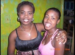 Blackdolls Amateur Lesbian Sex Pic -1
