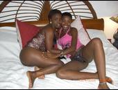 Blackdolls Amateur Lesbian Sex Pic -2